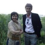 Александр Филатов и Ирина Шведова