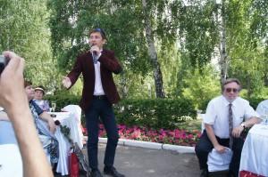 Александр Филатов, Ульяновск, поэжт и композитор, награждение, всероссийский гончаровский праздник