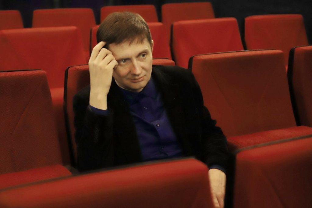 Александр Филатов, певец, композитор, поэт, Ульяновск, эстрада, шансон, сцена